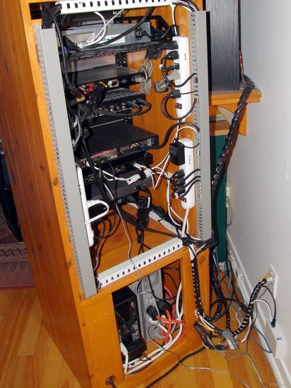 Custom 19 Inch Rack Cabinet